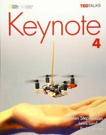Keynote (AME) Level 4 Student Book Text Only
