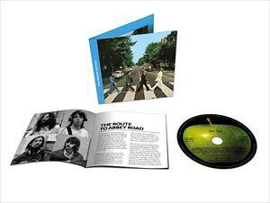 ザ・ビートルズ / アビイ・ロード<50周年記念1CDエディション>(通常盤/SHM-CD) [CD]