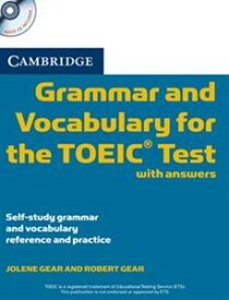 Cambridge Grammar and Vocabulary for TOEIC w/A CD