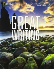 Great Writing Series 5/E Level 3 From Great Paragraphs to Great Essays Student Book with Online Workbook Access Code