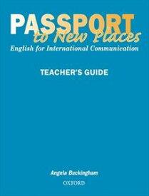 Passport to New Places Teacher's book
