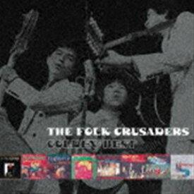 ザ・フォーク・クルセダーズ / ゴールデン☆ベスト ザ・フォーク・クルセダーズ(期間限定廉価盤) ※アンコールプレス [CD]