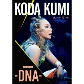 倖田來未/KODA KUMI LIVE TOUR 2018-DNA- [DVD]