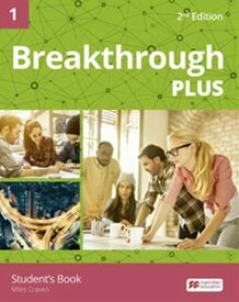 Breakthrough Plus 2nd Edition Level 1 Student's Book + Digital Student Book Pack