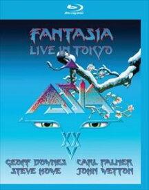 輸入盤 ASIA / FANTASIA LIVE IN TOKYO [BLU-RAY]