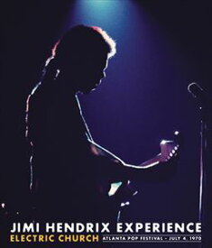 輸入盤 JIMI HENDRIX / JIMI HENDRIX : ELECTRIC CHURCH [DVD]