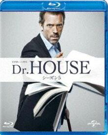 Dr.HOUSE/ドクター・ハウス シーズン5 ブルーレイ バリューパック [Blu-ray]