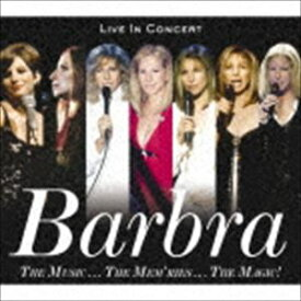 バーブラ・ストライサンド / ミュージック、メモリーズ、マジック!(Blu-specCD2) [CD]