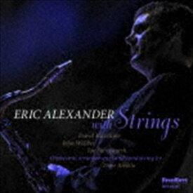 [送料無料] エリック・アレキサンダー(ts) / ウイズ・ストリングス(直輸入盤) [CD]