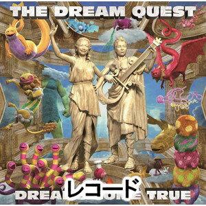 [送料無料] DREAMS COME TRUE / THE DREAM QUEST(数量限定盤/アナログ盤) [レコード]