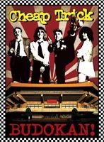 【輸入版】CHEAP TRICK チープ・トリック/BUDOKAN ! : 30TH ANNIVERSARY COLLECTORS ALBUM (DVD+3CD)(DVD)