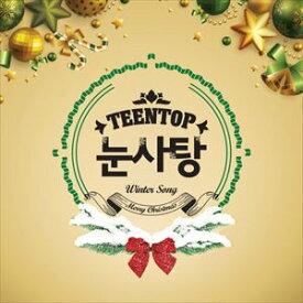 輸入盤 TEEN TOP / SEASON ALBUM : SNOW KISS [CD]