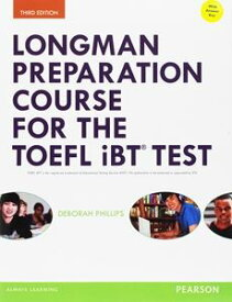 Longman Preparation Course for the TOEFL Test Preparation Course iBT 3rd Edition Student Book with MyLab Access and MP3 Audio and Answer Key