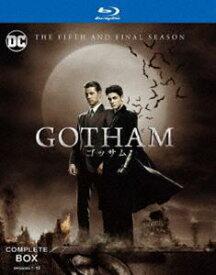 GOTHAM/ゴッサム〈ファイナル・シーズン〉 ブルーレイ コンプリート・ボックス [Blu-ray]