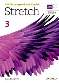 Stretch 3 Student Book with Online Practice