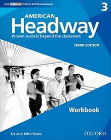 American Headway 3rd Edition Level 3 Workbook with iChecker