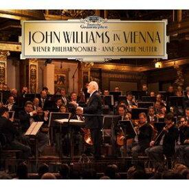 ジョン・ウィリアムズ(cond) / ジョン・ウィリアムズ ライヴ・イン・ウィーン(デラックス)(生産限定盤/UHQCD(MQA-CD)+Blu-ray(Blu-ray Video+Blu-ray Audio)) [CD]