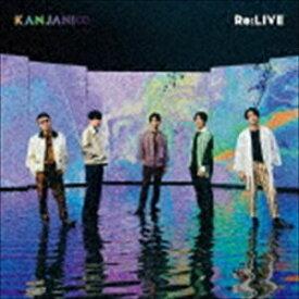 関ジャニ∞ / Re:LIVE(通常盤) [CD]