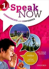 Speak Now Level 1 Student Book with Online Practice