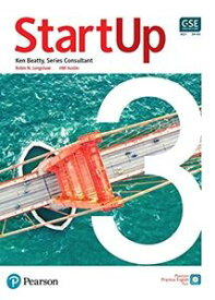 StartUp Level 3 Student Book with Digital Resourses & Mobile App