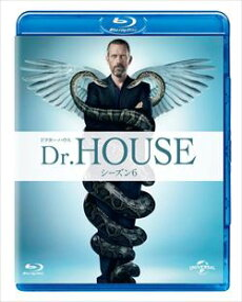 Dr.HOUSE/ドクター・ハウス シーズン6 ブルーレイ バリューパック [Blu-ray]