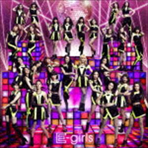 E-girls / E.G. Anthem -WE ARE VENUS- [CD]