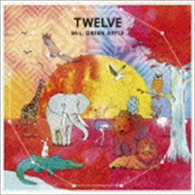 Mrs.GREEN APPLE / TWELVE(通常盤) [CD]