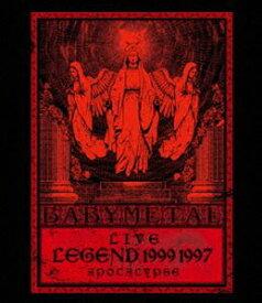BABYMETAL/LIVE〜LEGEND 1999&1997 APOCALYPSE [Blu-ray]