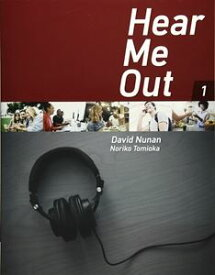 Hear Me Out 1 Student Book with CD