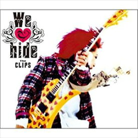 hide/We love hide〜The CLIPS〜 +1 [Blu-ray]