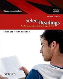 Select Readings 2/E: Upper-Intermediate Student Book