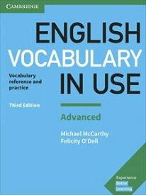 English Vocabulary in Use Advanced 3/E Book with answers