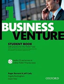 Business Venture 3/E 1 Student Book with CD