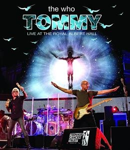 【輸入版】WHO フー/TOMMY : LIVE AT THE ALBERT HALL(DVD)