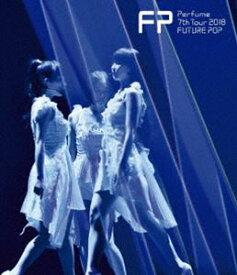 Perfume 7th Tour 2018 「FUTURE POP」(通常盤) [Blu-ray]