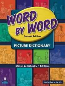 Word by Word Picture Dictionary 2nd Edition