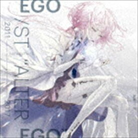 "EGOIST / GREATEST HITS 2011-2017 ""ALTER EGO""(通常盤) [CD]"