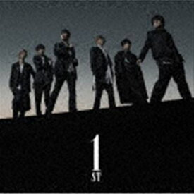 [送料無料] SixTONES / 1ST(通常盤) [CD]