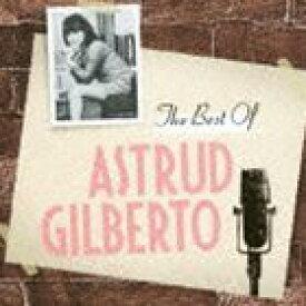 アストラッド・ジルベルト / ザ・ベスト・オブ・アストラッド・ジルベルト [CD]