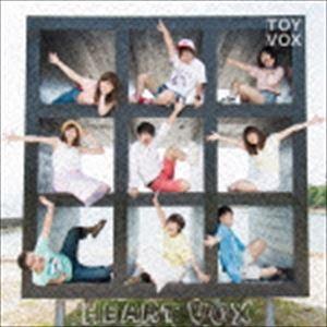 TOY VOX / HEART VOX [CD]