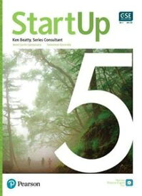 StartUp Level 5 Student Book with Digital Resourses & Mobile App
