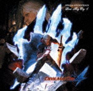 (ゲーム・ミュージック) デビル メイ クライ 4 スペシャル・サウンドトラック(CD+DVD)(CD)