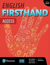 English Firsthand 5th Edition Access Student Book