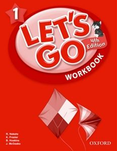 Let's Go 4th Edition Level 1 Workbook