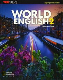 World English 3/E Level 2 Student Book with Online Workbook