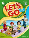 Let's Go 4th Edition Level 4 Student Book with Audio CD Pack