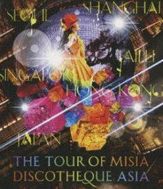 MISIA/THE TOUR OF MISIA DISCOTHEQUE ASIA [Blu-ray]