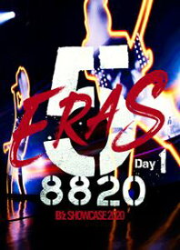 B'z SHOWCASE 2020 -5 ERAS 8820- Day1 (初回仕様) [DVD]
