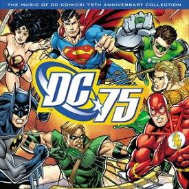 輸入盤 O.S.T. / MUSIC OF DC COMICS : 75TH ANNIVERSARY COLLECTION (MOV BLUE VINYL) (LTD) [LP]