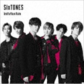 SixTONES vs Snow Man / Imitation Rain/D.D.(通常盤) (初回仕様) [CD]
